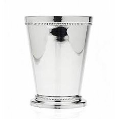 Cashwell 3 oz. Stainless Steel Julep Glass WNSP1415 43546125