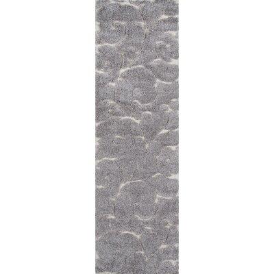 Gravesham Gray Area Rug Rug Size: Runner 23 x 76