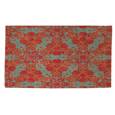 Kilbourne Patterns 13 Area Rug Rug Size: 2 x 3