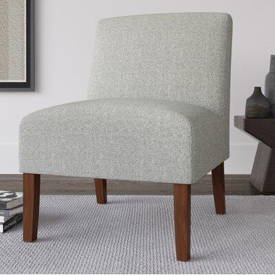 Alleyton Slipper Chair Upholstery: Gray