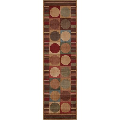 Patrica Area Rug Rug Size: Runner 23 x 8