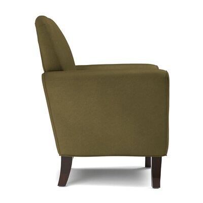 Westley Armchair Upholstery: Dark Moss