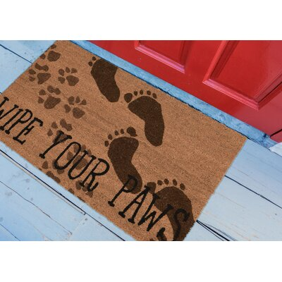 Horsham Wipe Your Paws Utility Mat