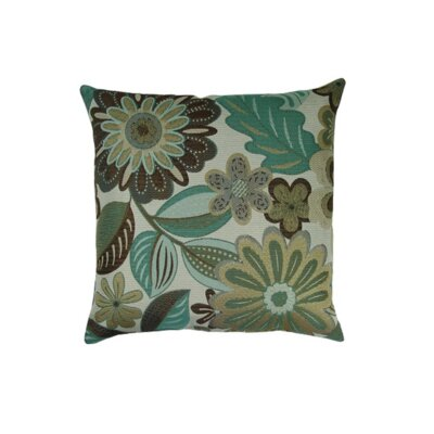 Jaworski Floral Throw Pillow
