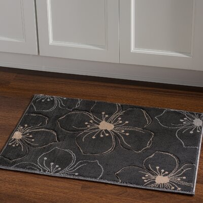 Carlee Grey/Sand Area Rug Rug Size: Rectangle 110 x 210