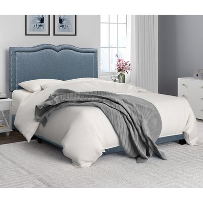 Keenum Upholstered Panel Bed Size: King