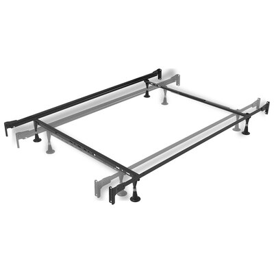 Damion Metal Panel Bed Size: Full