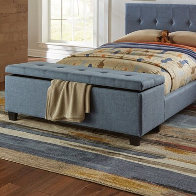 Betty Upholstered Storage Panel Bed Size: Full