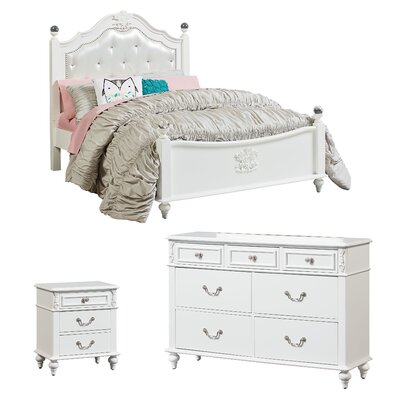 Lee Panel Bed