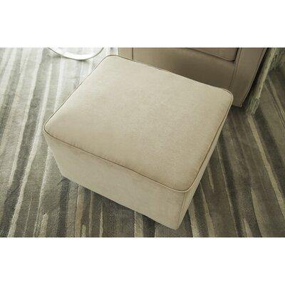 Lake Ottoman Upholstery: Beige