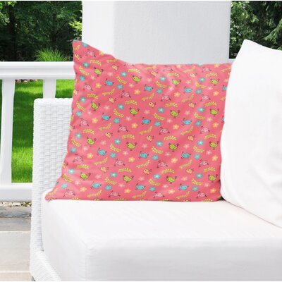 Thurmond Indoor/Outdoor Throw Pillow Size: 18 H x 18 W x 4 D