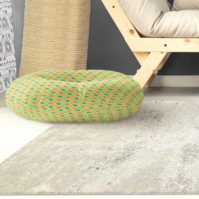 Thurmond Indoor/Outdoor Floor Pillow Size: 26 H x 26 W x 8 D