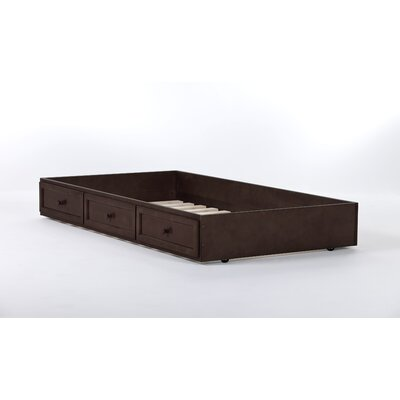 Javin Trundle Color: Chocolate