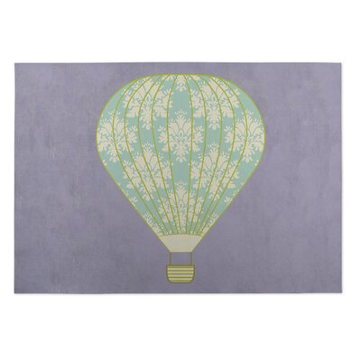 Beacham Hot Air Balloon Doormat