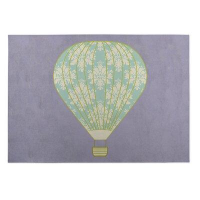 Beacham Hot Air Balloon Doormat