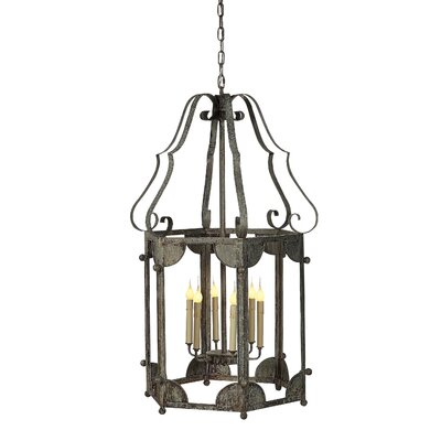 Wilmington 6-Light Lantern Pendant