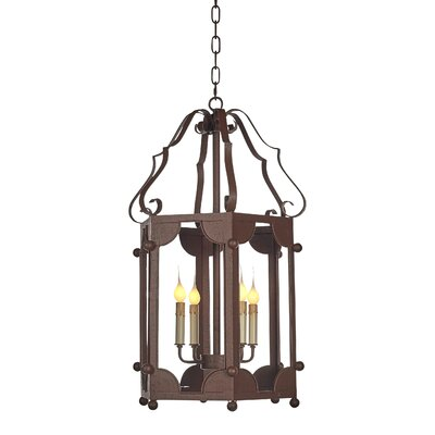 Wilmington 4-Light Lantern Pendant