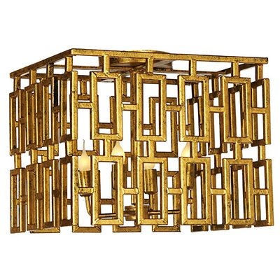 Miamie 6-Light Flush Mount