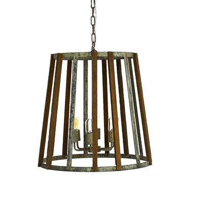 Kutahya 6-Light Foyer Pendant
