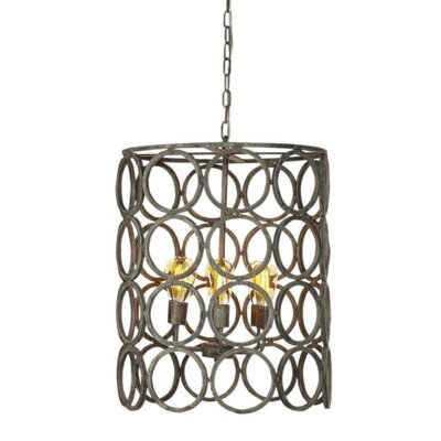Ringlet 6-Light Lantern pendant