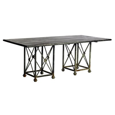 Medallion Dining Table