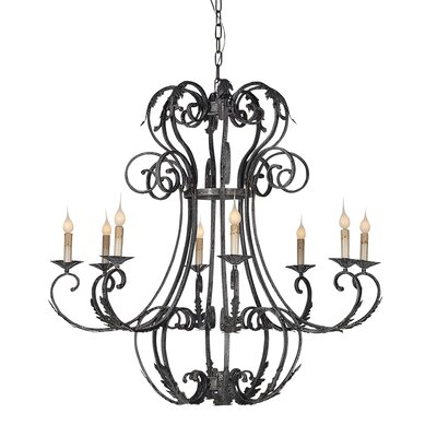 Florance 8-Light Candle-Style Chandelier