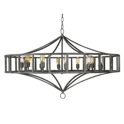 Rome 12-Light Kitchen Island Pendant