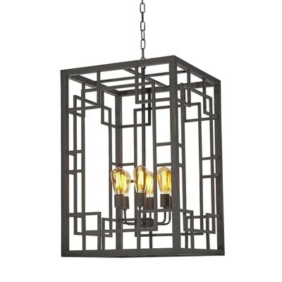 Miami 6-Light Lantern Pendant