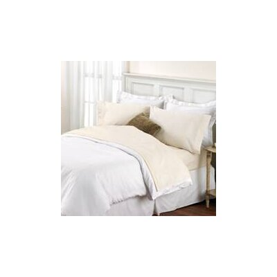 Melvin Softest American Classic Sheet Set Color: Bone, Size: Full