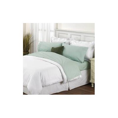 Melvin Softest American Classic Sheet Set Size: Queen, Color: Seafoam Green