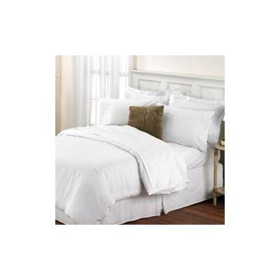 Melvin Softest American Classic Sheet Set Size: Queen, Color: White