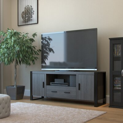 Sotomayor 60 TV Stand Color: Ash Gray