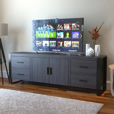 Soriano TV Stand Finish: Charcoal