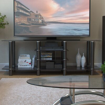 Nyle Glass TV Stand