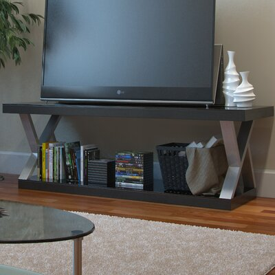 Elmer Double V Design Modern 60 TV Stand