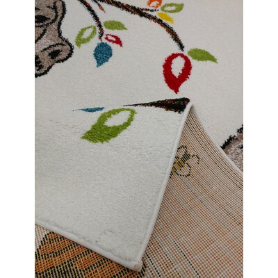 Antoinette Bedroom Decor Area Rug Rug Size: 311 x 53