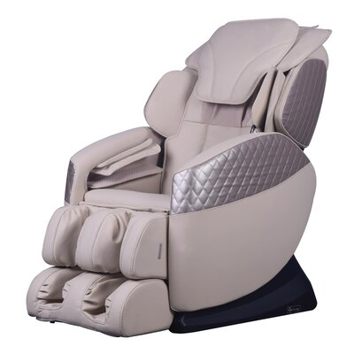Massage Chair Upholstery: Cream