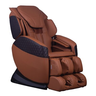 Massage Chair Upholstery: Copper