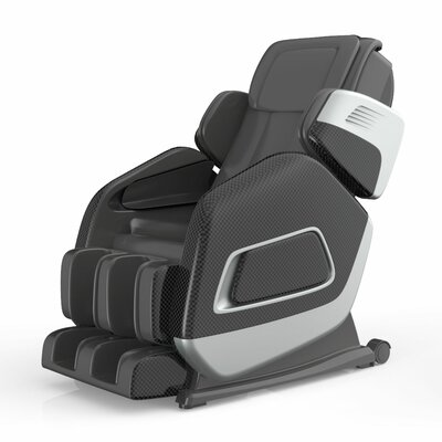 Aria Massage Chair Upholstery: Black