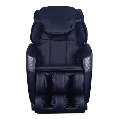 Massage Chair Upholstery: Black