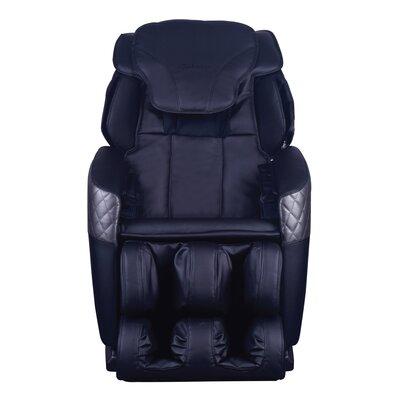 Massage Chair Upholstery: Black