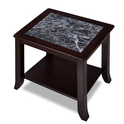 Triple Rock End Table