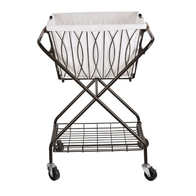 Collapsible Laundry Cart