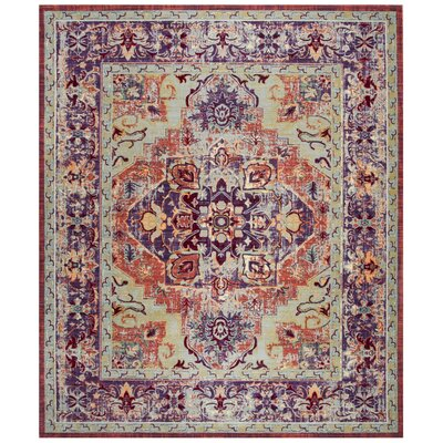 Norwood Area Rug Rug Size: Rectangle 6 x 92