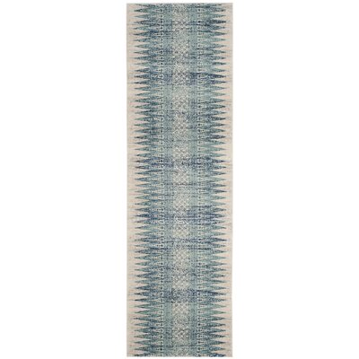 Elson Area Rug Rug Size: Runner 22 x 11
