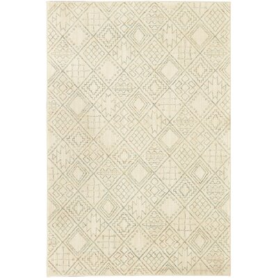 Derell Beige Area Rug Rug Size: Rectangle 8 x 10