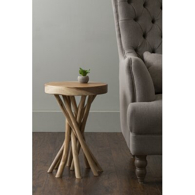 Cordova End Table Color: Natural