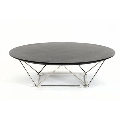 Delroy Coffee Table Top Color: Wenge