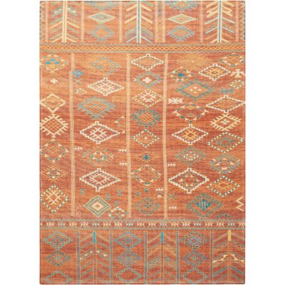 Wilkerson Sunset Area Rug Rug Size: Rectangle 5 x 7