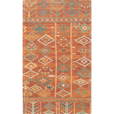 Wilkerson Sunset Area Rug Rug Size: Rectangle 23 x 39